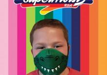 Crocidile Mask